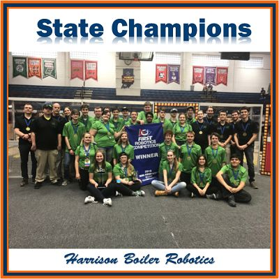 Robotics team gears up for world competition