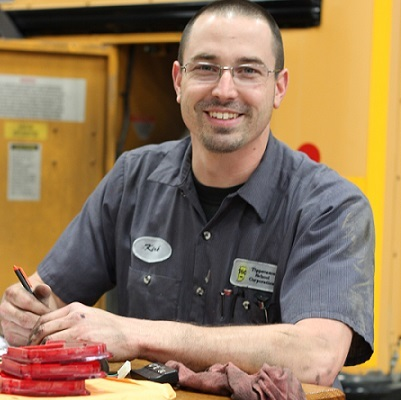 TSC bus technician among state's best