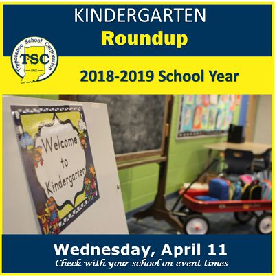 TSC to host Kindergarten Roundup