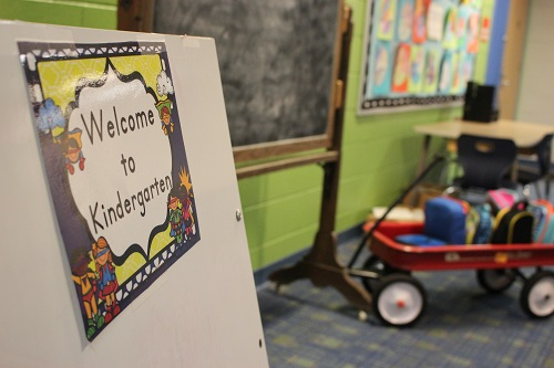 Welcome to Kindergarten Image