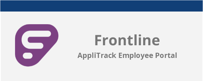 applitrack employee portal
