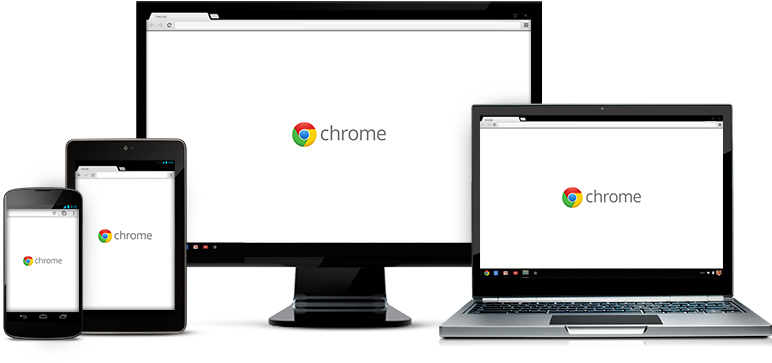 Chrome at Home image